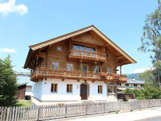Luxury apartment in the middle of the Kitzbüheler Alps.