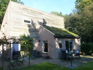 Luxurious holiday home surrounded by nature with large garden, sauna and lots o