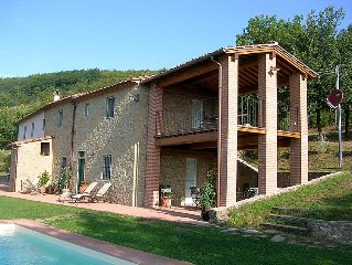 Villa in Pistoia, Florence Countryside, Italy