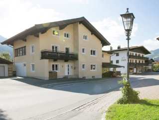 An extremely luxurious holiday home near the Brixen and Westendorf gondola lift