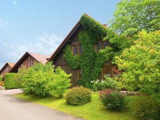Detached country house with terrace and garden in Kellerwald-Edersee preserve