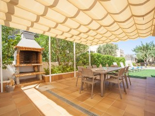 CALDES - Chalet for 8 people in Colonia Sant Pere .