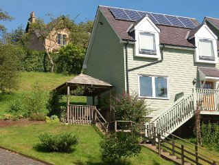 Lovely Cottage in Jedburgh Britain with Beautiful Garden