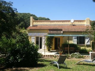 Vacation in beautiful surroundings, near the beach and Saint-Tropez (5 km)