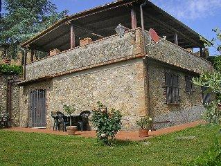 Villa in Siena, Italy