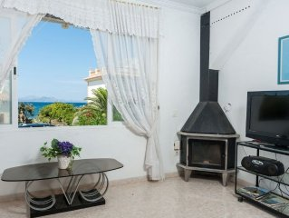 CAN MIQUEL - Chalet for 6 people in S'Estanyol (Colonia de Sant Pere).