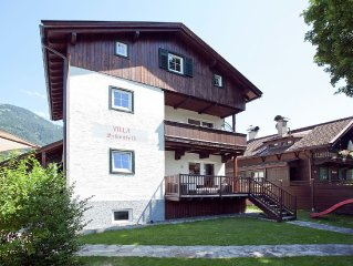 Detached villa near ski lift and the centre of Kitzbühel