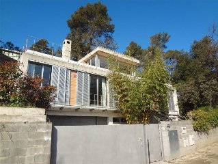 Fantastic villa in La Floresta with 5 bedrooms for 12 people, only 10km to Barc