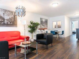 XXL Full City Centre Apartment