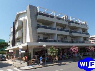 SHEDIR B - Appartamento per 5 persone a Bibione