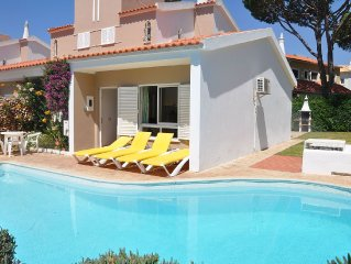 Beautiful Holiday Home in Vilamoura with Private Pool