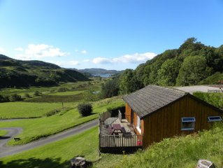 unviralled location-stunning views and only three miles from Oban