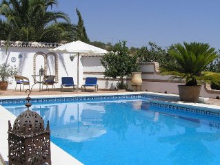 Guest house in a traditional Andalusian country estate