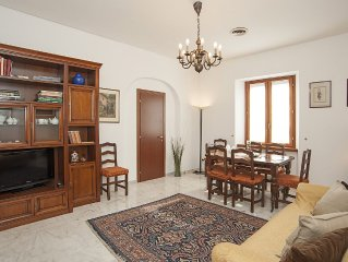 VISCONTI luxury house a Roma, nell'elegante quartiere Prati, vicino San Pietro