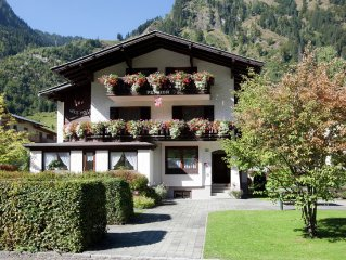 Detached holiday home near Zell am See and Kaprun.