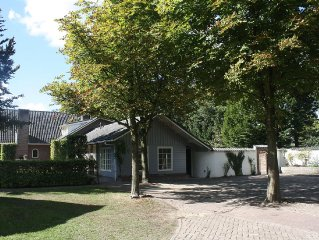 Beautiful villa for groups in the forests of the beautiful Oisterwijk.