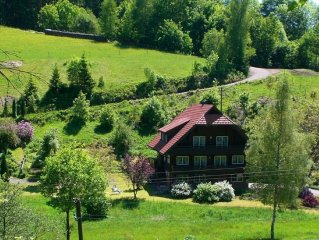 Holiday apartment in a traditional Black Forest house in the idyllic Black Fore