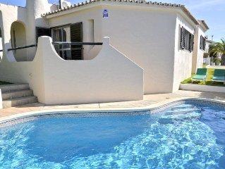 Villa Manuela is a traditional Portuguese villa i