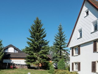 Fully equippped holiday residence between Feldberg and Lake Constance.