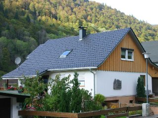 A holiday home for five people, at the foot of the Feldberg Mountain.