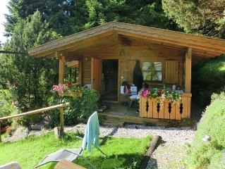 Cozy Cabin near Lake in Urspring