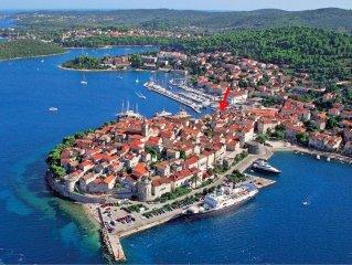 Apartment Mislav, (13852), Korčula, island of Korcula, Croatia