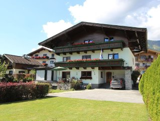 Large holiday home only a few minutes by car from Kaprun/Zell am See