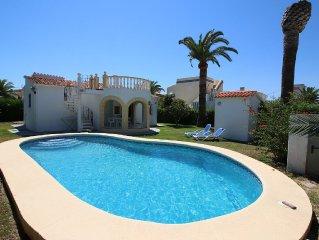 Almadrava FU - Villa for 4 people in Els Poblets