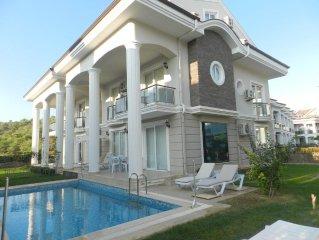 Villa Beach Breeze A2 5 Bedroom Private Villa in Fethiye. Villa with private po