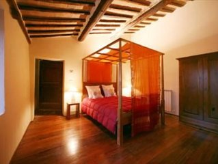 House, part of a fifteenth-century Tuscan villa,
