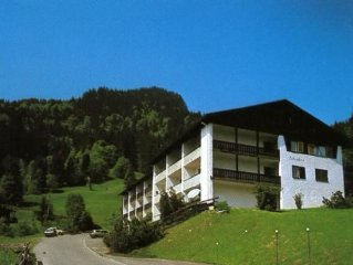 Vacation home Oberstdorf for 2 - 4 persons with 1 bedroom - Holiday apartment