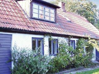 5 bedroom accommodation in Skillinge