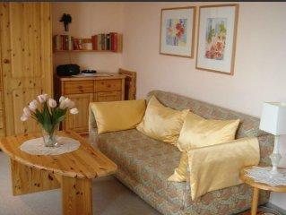 Ferienwohnung Koberstaedt, 45qm, 1 Schlafzimmer