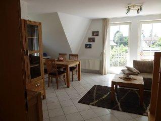 SG3705-3-Räume-1-6 Pers. +1 Baby - Ferienwohnung Sommergarten 37 05 Karlshagen