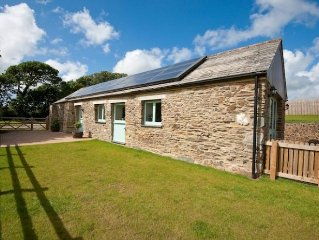 An enchanting rural retreat 4 miles north of Truro & only 7 miles from the nort