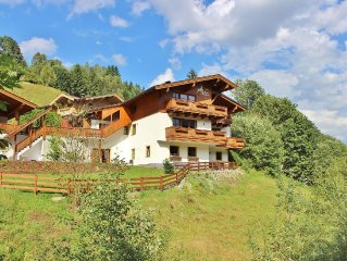 Detached chalet close to Saalbach, renovated in 2016
