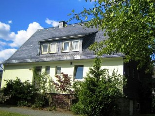 16-pers. holiday house near Winterberg and Willingen