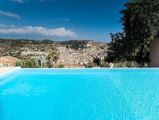 Villa Luna - Villa for 10 people in Scicli