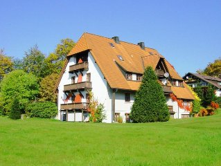 Comfortable 4 person holiday residence in the middle of the Fichtel Mountains n