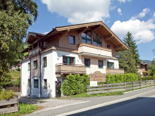 A new, modern penthouse near Kirchberg and Westendorf.