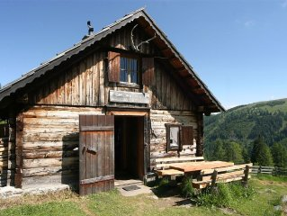 Quaint Holiday Home in Eisentratten near Forest