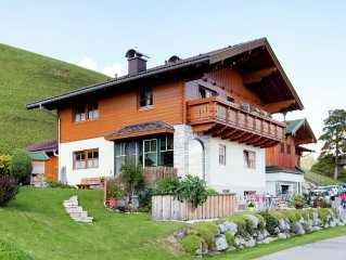 Situated on the border of Flachau - Wagrain with beautiful views