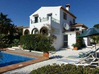 Ferienhaus Estepona für 6 Personen mit 3 Schlafzimmern - Ferienhaus