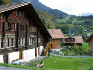 Apartment Hasliberg Reuti for 1 - 10 people with 3 bedrooms - Apartment