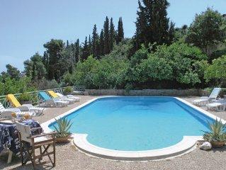 5 bedroom accommodation in Melissi Korinthos