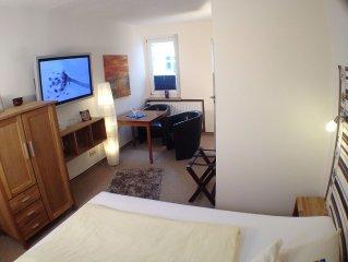 Komfortzimmer, 15-19 qm - Hotel Villa Schwanebeck  - 50 m zum Strand
