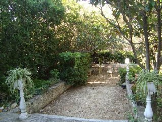 Vacation home Makarska for 1 - 4 persons with 2 bedrooms - Holiday apartment