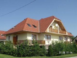 Ferienwohnung Balatonudvari für 4 - 5 Personen mit 2 Schlafzimmern - Ferienwohnu