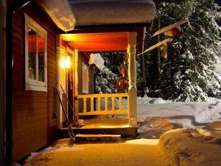 Ferienhaus Sorsele fur 4 - 6 Personen mit 2 Schlafzimmern - Ferienhaus