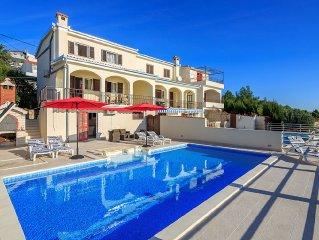 35586 H(8) - Seget Vranjica, Riviera Trogir, Kroatien